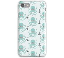 Squid Pattern iPhone Case/Skin