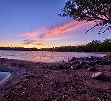 Osudden sunset I by João Figueiredo