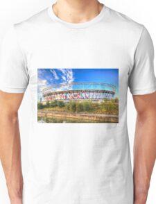 West Ham FC Stadium London Unisex T-Shirt