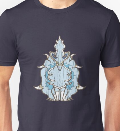 Ninetales Tiki God Unisex T-Shirt