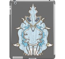 Ninetales Tiki God iPad Case/Skin