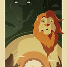 The Lion King by Jonny Eveson