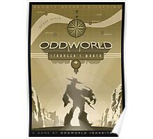Oddworld: Stranger's Wrath Poster