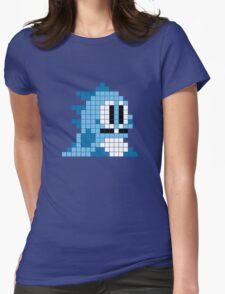 Bubble bobble pixel art Womens Fitted T-Shirt