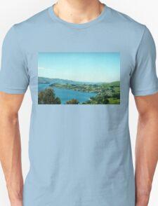 New Zealand Seaside Village Unisex T-Shirt