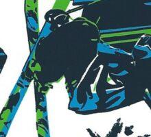 Schweitzer Mountain Resort - Ski the West Sticker