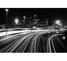 Denver After Dark #10 Photographic Print