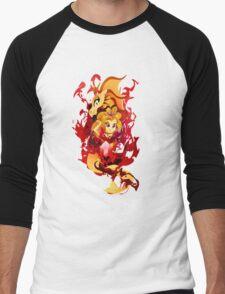 Adagio Dazzle Men's Baseball ¾ T-Shirt