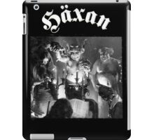 Haxan: Witchcraft Through the Ages iPad Case/Skin