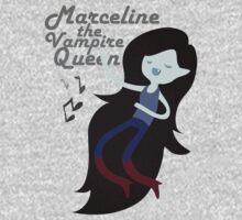 Marceline, The Vampire Queen One Piece - Short Sleeve