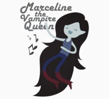 Marceline, The Vampire Queen One Piece - Short Sleeve