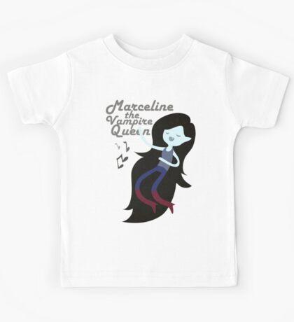 Marceline, The Vampire Queen Kids Tee