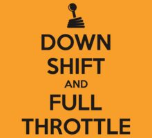Down Shift and Full Throttle (4) by PlanDesigner