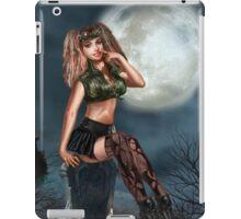 Grace Cervantes Pinup iPad Case/Skin