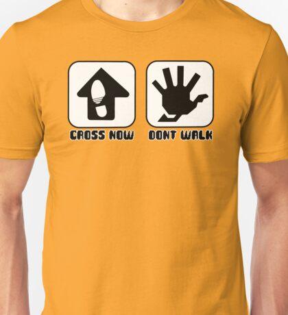 Walk Now... Unisex T-Shirt
