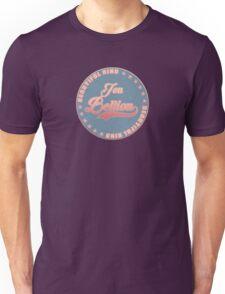 Retro Jon Bellion Stamp (Transparent Edition) Unisex T-Shirt
