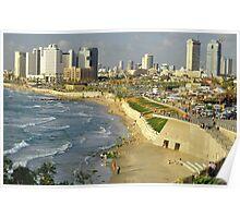 Tel Aviv. Poster