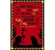 Rafikis Wisdom Photographic Print