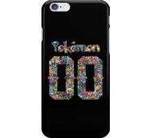 Pokémon 00 iPhone Case/Skin