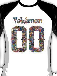 Pokémon 00 T-Shirt
