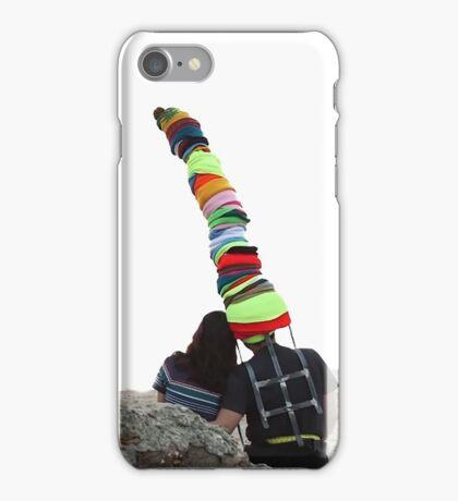100 beanies iPhone Case/Skin