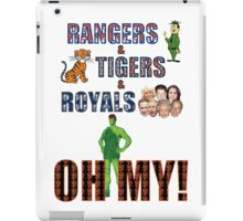 S.F. GIANTS - 3 World Series iPad Case/Skin