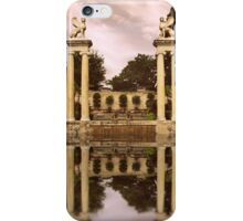Reflections of an Amphitheater iPhone Case/Skin