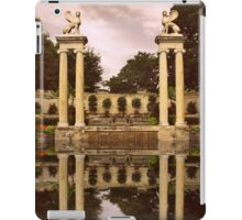 Reflections of an Amphitheater iPad Case/Skin