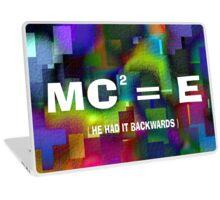 MC SQUARED Laptop Skin