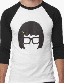 Top Seller - Tina Belcher: Silhouette Style  Men's Baseball ¾ T-Shirt