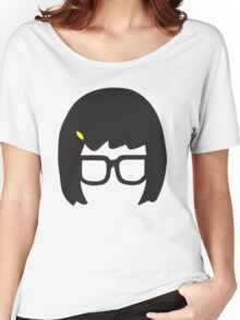 Top Seller - Tina Belcher: Silhouette Style  Women's Relaxed Fit T-Shirt