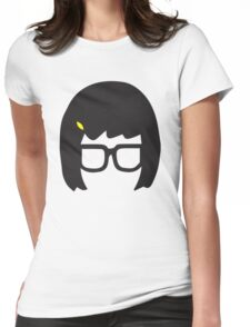 Top Seller - Tina Belcher: Silhouette Style  Womens Fitted T-Shirt