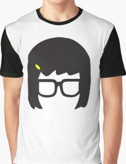 Top Seller - Tina Belcher: Silhouette Style  Graphic T-Shirt