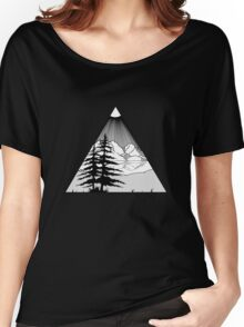 Outdoor Nature Women's Relaxed Fit T-Shirt