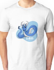 Pokemon #148: Dragonair Unisex T-Shirt