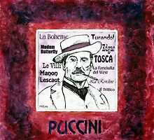 PUCCINI by Paul Helm
