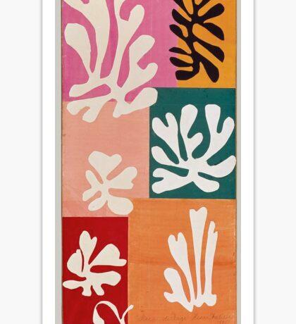 Matisse - Snow Flowers Sticker