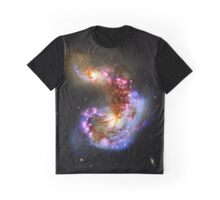 The Antenna Galaxies Graphic T-Shirt
