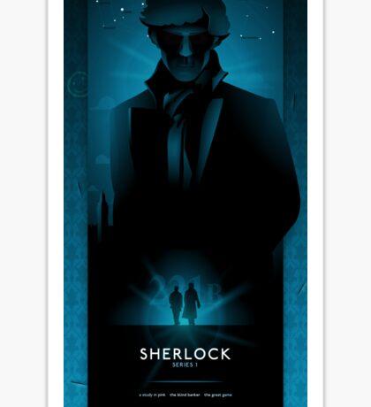 Sherlock Series 1 Sticker