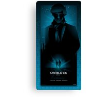 Sherlock Series 1 Canvas Print