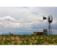 Just Another Rural Country Landscape  Photographic Print