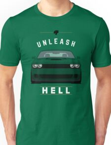 Unleash hell Unisex T-Shirt
