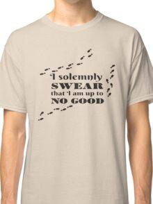 Harry Potter - I solemnly Swear Classic T-Shirt