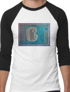 The Willow Wren and the Bear- B Men's Baseball ¾ T-Shirt
