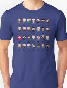 Game of Thrones Alphabet Unisex T-Shirt