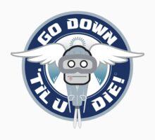 """""""Go Down 'til You Die!"""" - Skimbie by godgeeki"""