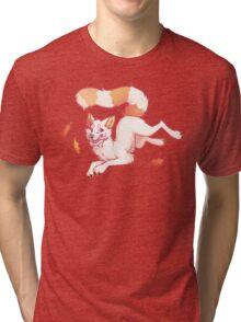 Autumn's Fall Tri-blend T-Shirt