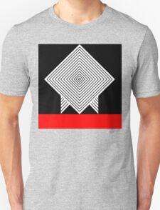 Graphic background Unisex T-Shirt