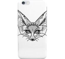 Fancy Fox iPhone Case/Skin