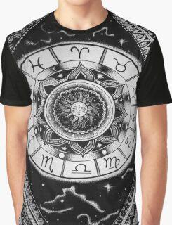 It's a Zodiac Universe Graphic T-Shirt